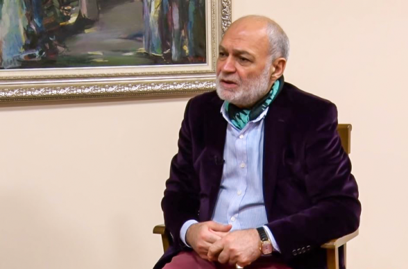 Пресс-конференция российского политолога Андраника Миграняна (прямой эфир)