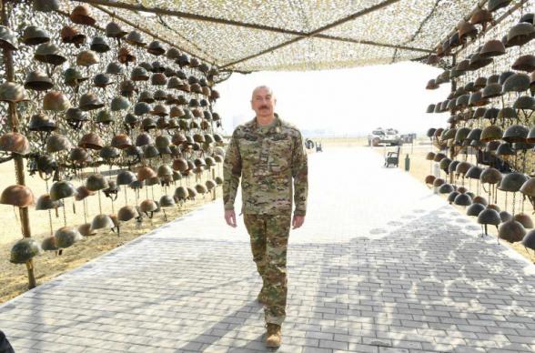 «Ալիևը վիրավորում է հայ զինվորների հիշատակը»․ Եվրոպական խորհրդարանի հույն պատգամավորն անդրադարձել է Բաքվում բացված ռազմական ավարի պարկին