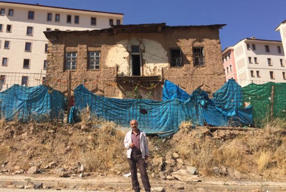 Մուշի հին հայկական թաղամասի վերջին տան ճակատագիրը վտանգված է