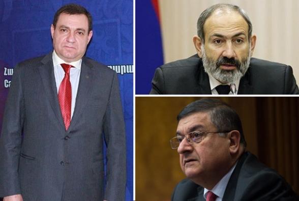 նիկոլի մուղդուսիաբարո հարձակումը Հայաստանի դատական իշխանության վրա