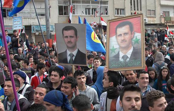 Президентские выборы в Сирии запланированы на 26 мая