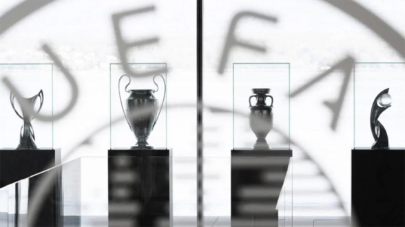 УЕФА может приостановить розыгрыш Лиги чемпионов и Лиги Европы