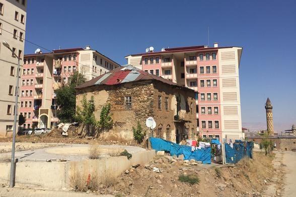 Թուրքիայի մեջլիսում բարձրաձայնվել է Մուշի հին հայկական թաղամասի քանդման հարցը