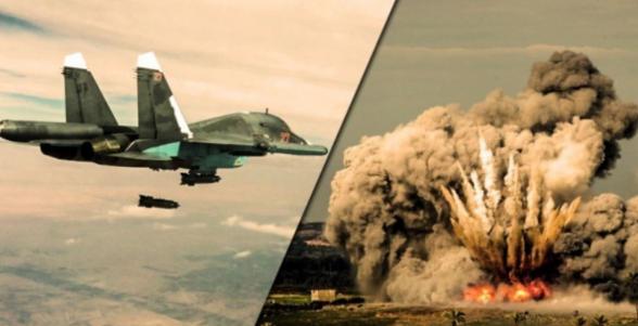 Российская авиация уничтожила около 200 боевиков в Сирии