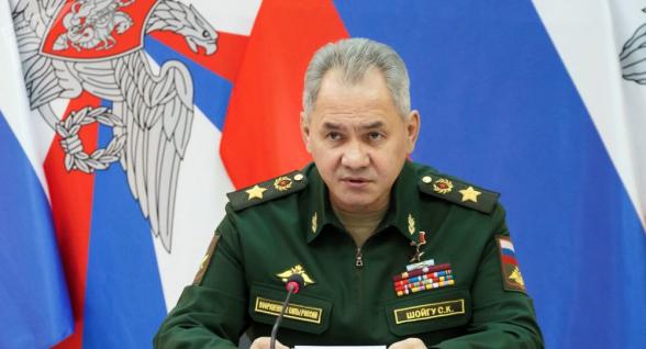Обстановка на юго-западных границах России остается напряженно – Шойгу