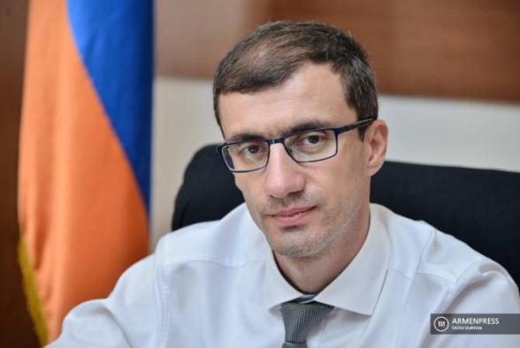 Месроп Аракелян уходит с поста министра труда и социальных вопросов