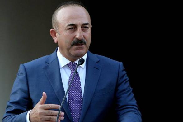 «Թուրքիան աջակցում է Հայաստանի և Ադրբեջանի նախագծերին». Չավուշօղլու