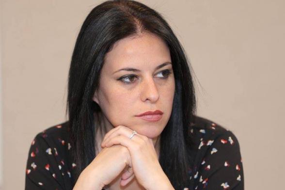 Արեգնազ Մանուկյան.