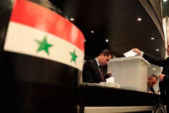 Սիրիայի նախագահական ընտրություններին կմասնակցի երեք թեկնածու