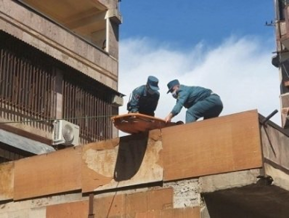 Երևանում 14-րդ հարկից ցած նետված տղամարդը պատերազմի մասնակից էր. լավագույն դիպուկահարներից մեկը