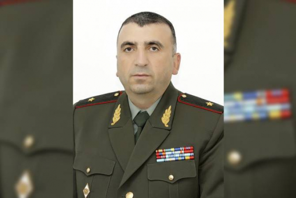 Կարեն Աբրահամյանն ազատվել է ԶՈՒ գլխավոր շտաբի պետի տեղակալի պաշտոնից