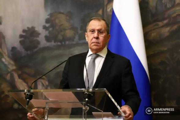 Լավրովը Երևանում քննարկելու է ԼՂ վերաբերյալ Ռուսաստանի, Հայաստանի և Ադրբեջանի ղեկավարների կողմից ձեռք բերված եռակողմ պայմանավորվածությունների իրագործման հարցը