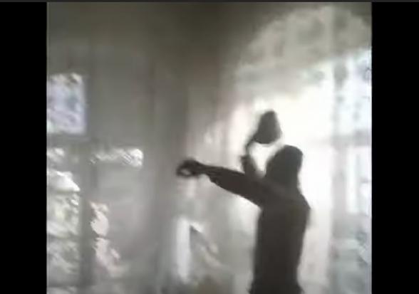 Ադրբեջանցի զինվորները դեռ շարունակում են «կռվել» հայերի ունեցվածքի դեմ