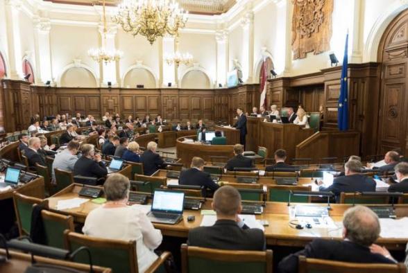 Парламент Латвии признал Геноцид армян
