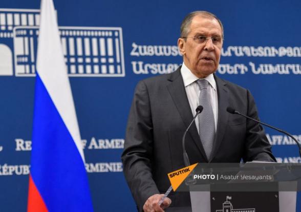 Лавров обратился в Ереване к теме «Зангезуского коридора»