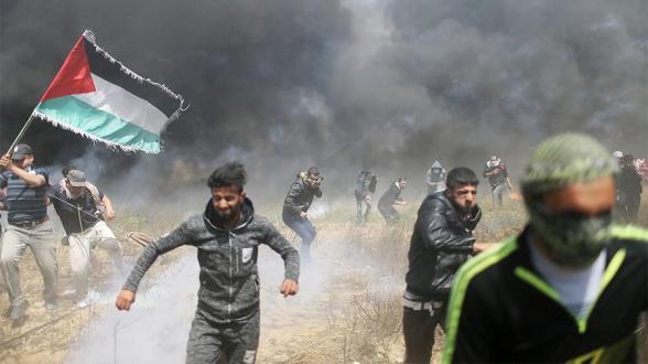 Армия Израиля заявила о нанесении ударов по объектам ХАМАС
