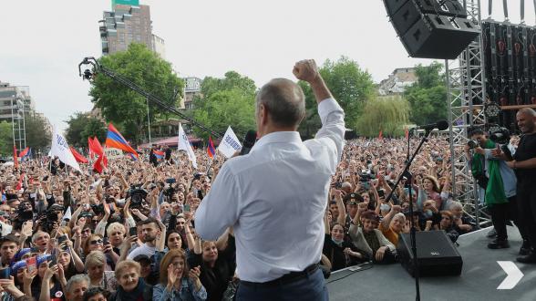 «Հայաստան» դաշինքի տպավորիչ մեկնարկով սկսվեց նաև «թավշյա» աղետից ազատվելու հետհաշվարկը. մնաց 41 օր