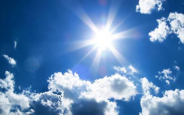 ՀՀ առանձին շրջաններում սպասվում է կարճատև անձրև և ամպրոպ, ջերմաստիճանը կբարձրանա 8-10 աստիճանով