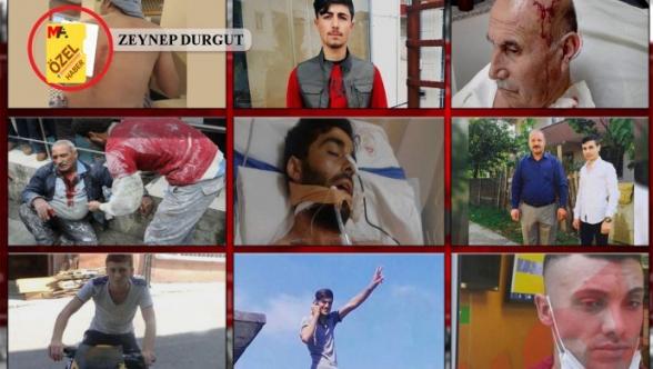 Քրդերեն խոսելու պատճառով Թուրքիայում 7 տարում 5 մարդ է սպանվել