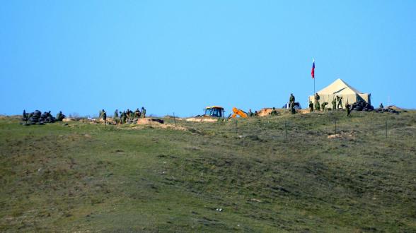 Пограничники РФ держат ситуацию в Сюникском марзе на контроле – «WarGonzo»