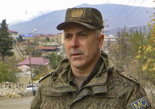 Новым командующим миротворческими силами в Карабахе будет назначен Алексей Авдеев – «Грапарак»