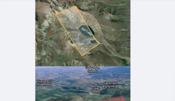 Նայեք, թե թշնամին ինչպիսի ռազմավարական բարձունք է զբաղեցրել ՀՀ ինքնիշխան տարածքի հաշվին՝ Հայաստանի ամենանեղ հատվածում. ֆոտո