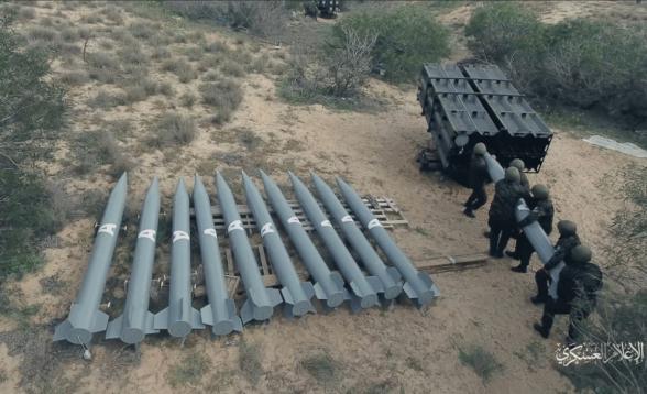 ХАМАС попытался атаковать ракетами израильский аэропорт возле Эйлата
