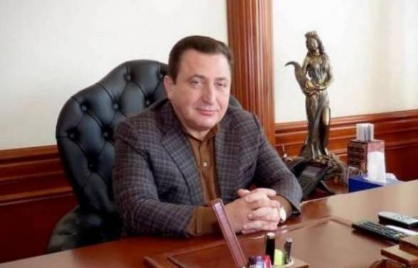 Торговец оружием Давид Галстян освобожден из-под стражи – решение Апелляционного суда