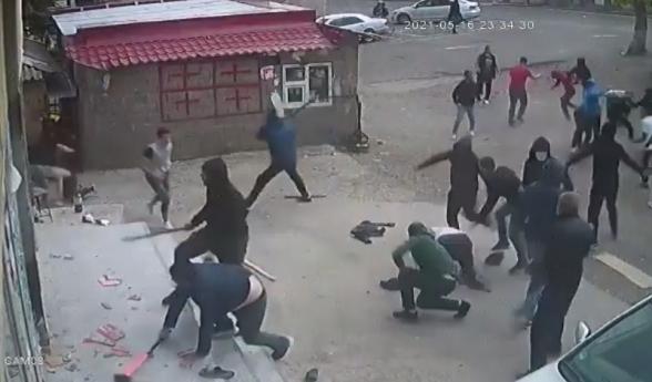 Վրաստանում ադրբեջանցիների մասնակցությամբ զանգվածային ծեծկռտուք է տեղի ունեցել (տեսանյութ)