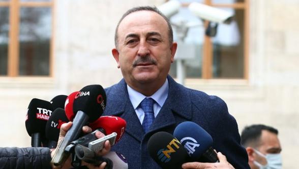 «Թուրքիան պատրաստ է անհրաժեշտ բոլոր քայլերը ձեռնարկել Պաղեստինում»․ Չավուշօղլու