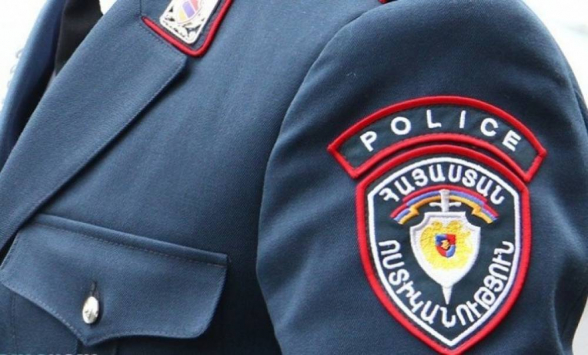 Արմավիրի ոստիկանները գույքի վնասման դեպք են բացահայտել