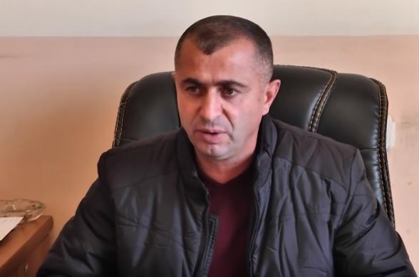 Ադրբեջանցիները ոչ միայն չեն նահանջել, այլ Գեղարքունիքի ուղղությամբ շարունակում են առաջանալ, ավելացել է ադրբեջանցի զինվորականների թիվը. Գեղամասար համայնքի ղեկավար