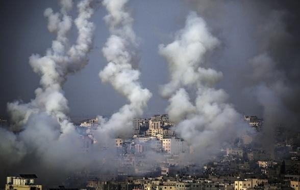 Израиль продолжит нанесение ударов по Газе до четверга