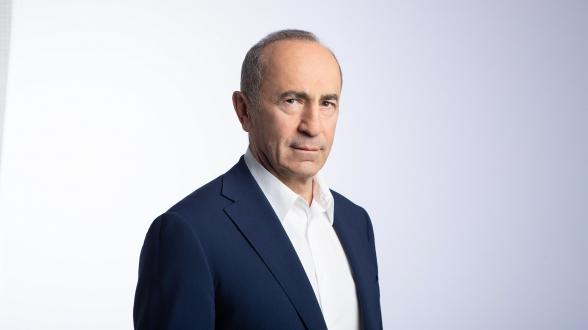 Вся наша нация стоит перед необходимостью спасти государственность – Роберт Кочарян
