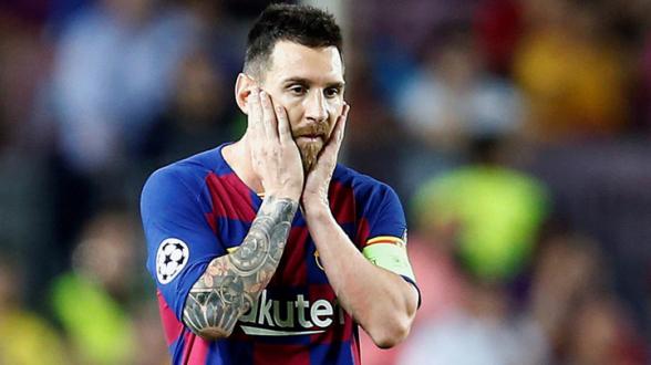 «Барселона» предложила Месси контракт на 10 лет