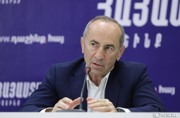 Мы еще в состоянии найти благоприятные решения Карабахского вопроса – Роберт Кочарян (видео)