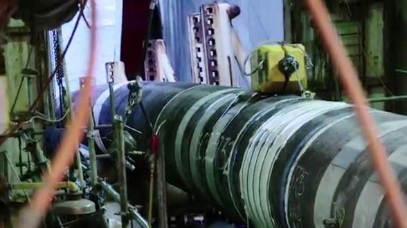 Путин: «Первая нитка «Северного потока-2» построена и готова для заполнения газом» (видео)