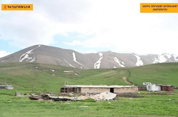 Ադրբեջանական զինված ուժերի ծառայողներն այսօր ցերեկը փորձել են գողանալ  Գեղարքունիքի մարզի Վերին Շորժա գյուղի արոտավայրի հովվի շուրջ 20 ձի ...