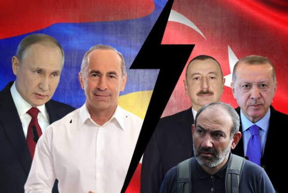 Հայաստանի ընտրությունը․ անկախ պետությո՞ւն, թե՞ թուրքական կլանում