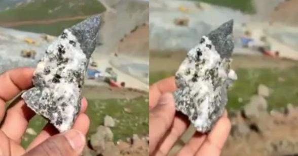 Ադրբեջանցիները ոսկի են կորզում Սոթքի ոսկու հանքից (տեսանյութ)