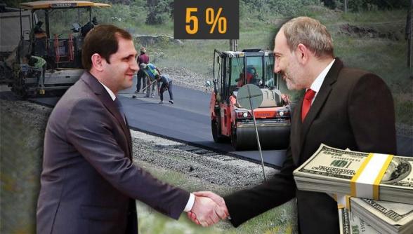 Հայաստանի նոր միլիոնատերերը․ Պապիկյանը 3 տարում ԱՍՖԱԼՏԻ վրա դարձել է դոլարային միլիոնատեր