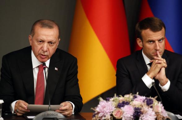 «Կխոսենք ԼՂ-ի, ՀՀ-ի և Ադրբեջանի միջսահմանային հակամարտության մասին». Մակրոնը մտադիր է քննարկում ունենալ Էրդողանի հետ