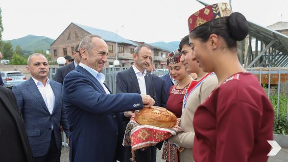 «Հայաստան» դաշինքը Արագածոտնի մարզում՝ մեկ տեսանյութով