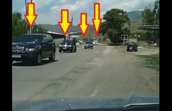 27 ավտոմեքենա և 8 միկրոավտոբուս «ախրանիկ» ու «աջակից», 6 մեքենա ոստիկան. Փաշինյանին ամեն օր այսքան մարդ է ուղեկցում միայն Երևանից