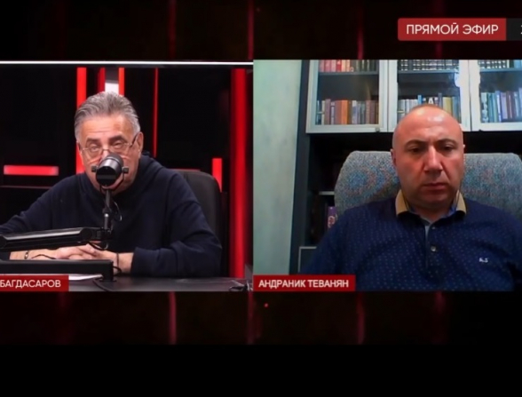 На этих выборах будет решаться вопрос самого существования государственности – Андраник Теванян (видео)