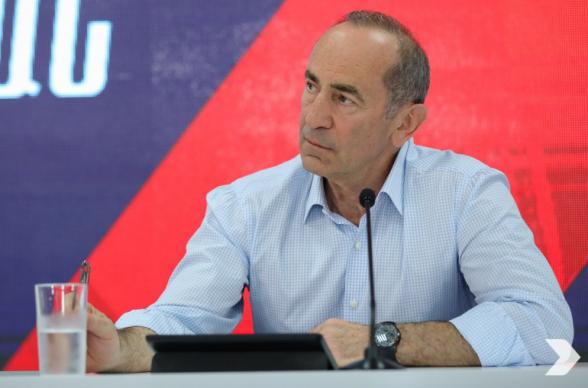 Предвыборная встреча блока «Армения» в городе Берд (видео, фото)
