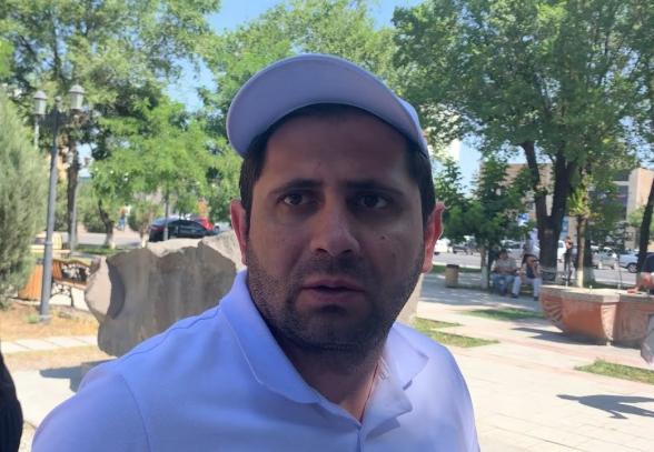 Сурен Папикян отказался комментировать запись его разговора с Дианой Гаспарян (видео)