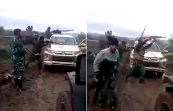 300 арабоязычных наёмников были расстреляны заградотрядами ВС Азербайджана – «WarGonzo»