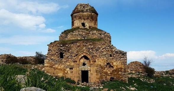 Վանի Սուրբ Թովմաս լքված հայկական վանքը ախոռի է վերածվել (լուսանկար)