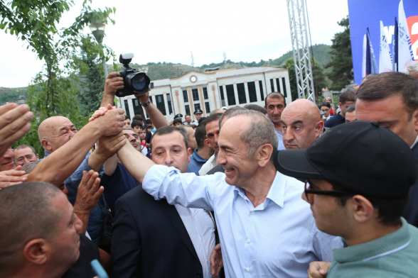 18 июня в 19:00 встречаемся на площади Республики – блок «Армения»
